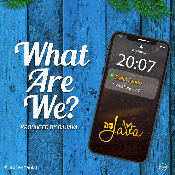 DJ Java What Are We Artwork