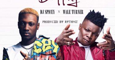 DJ Spicey Swaggu Dripping Artwork