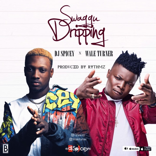 DJ Spicey Swaggu Dripping Artwork