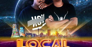 DJ Vetkuk vs Mahoota Local Everywhere Album Artwork