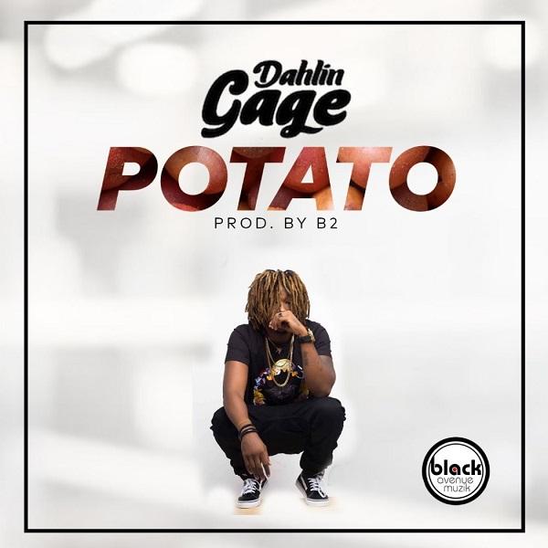 Dahlin Gage Potato Artwork