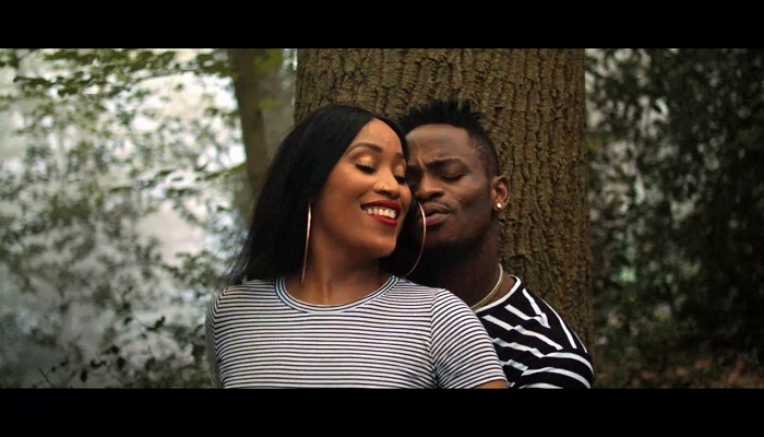 Diamond Platnumz Baila Video