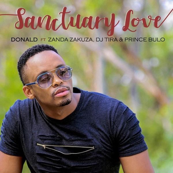 Donald Sanctuary Love Artwork