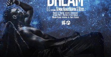 E.L Dare To Dream Artwork