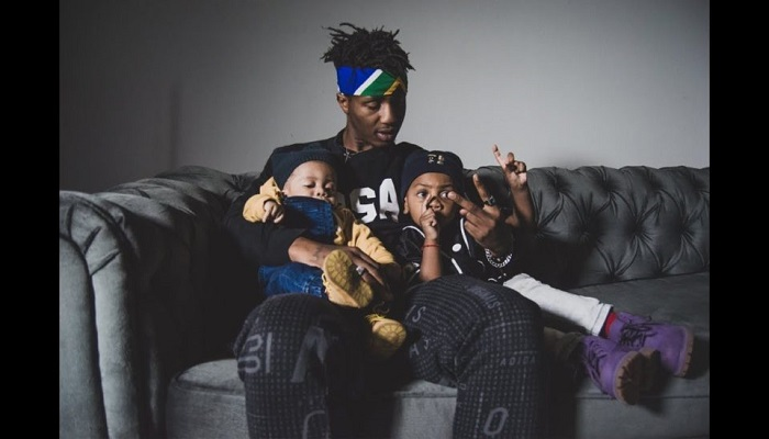 Emtee Thank You Video
