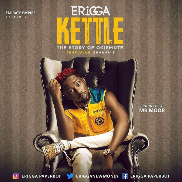 Erigga Kettle (Story Of Okiemute) Artwork