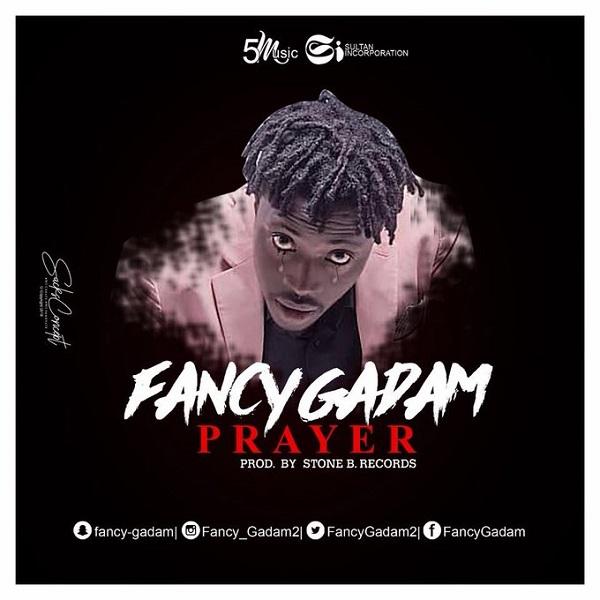 Fancy Gadam Prayer Artwork