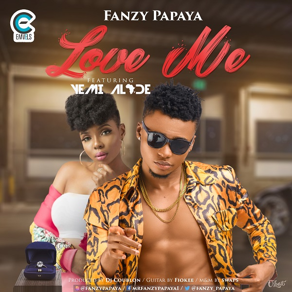 Fanzy Papaya Love Me Artwork