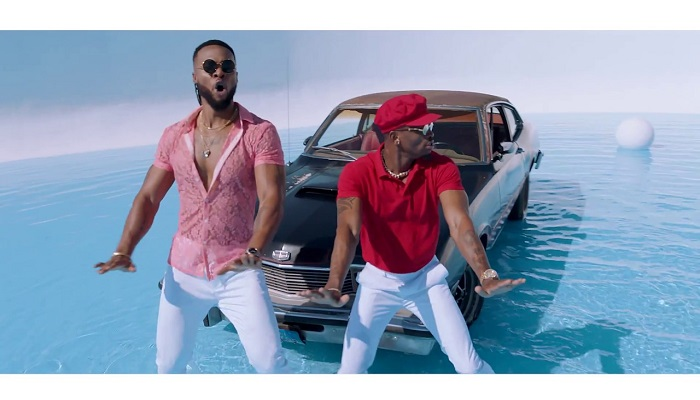 Flavour Time To Party Video