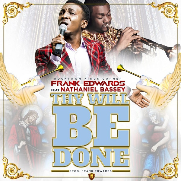Frank Edwards Thy Will Be Done Artwork