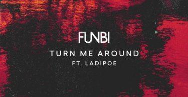 Funbi Turn Me Around Artwork