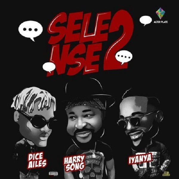 Harrysong Selense II Artwork