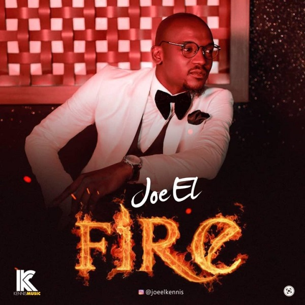 Joe EL Fire Artwork