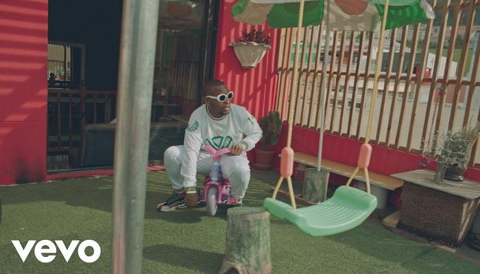 VIDEO: K.O – Waya Waya ft. Cassper Nyovest