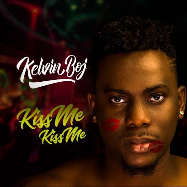 Kelvin Boj Kiss Me Kiss Me Artwork