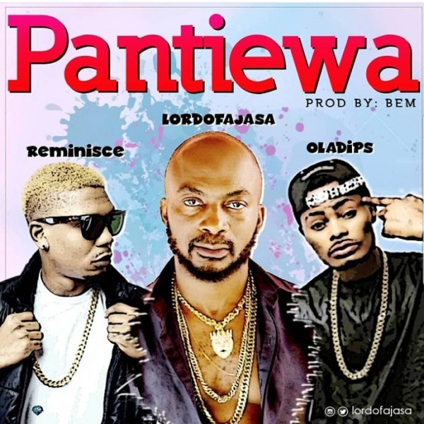 Lord Of Ajasa Pantiewa Artwork