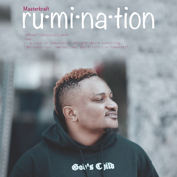 Masterkraft Rumination EP Artwork