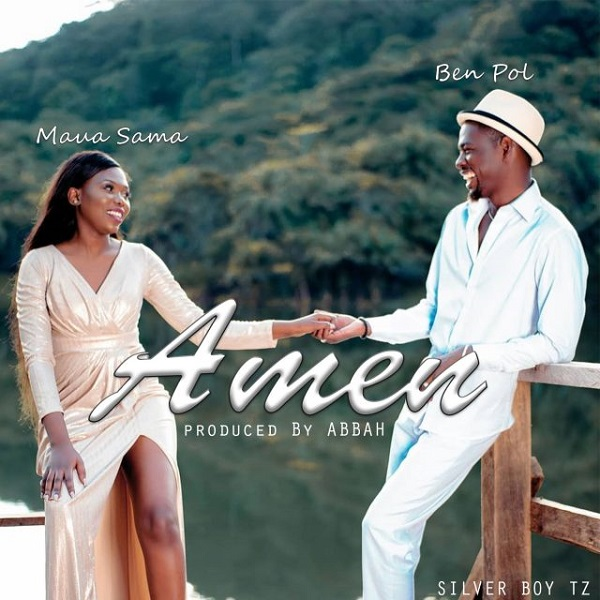 Maua Sama Amen Artwork