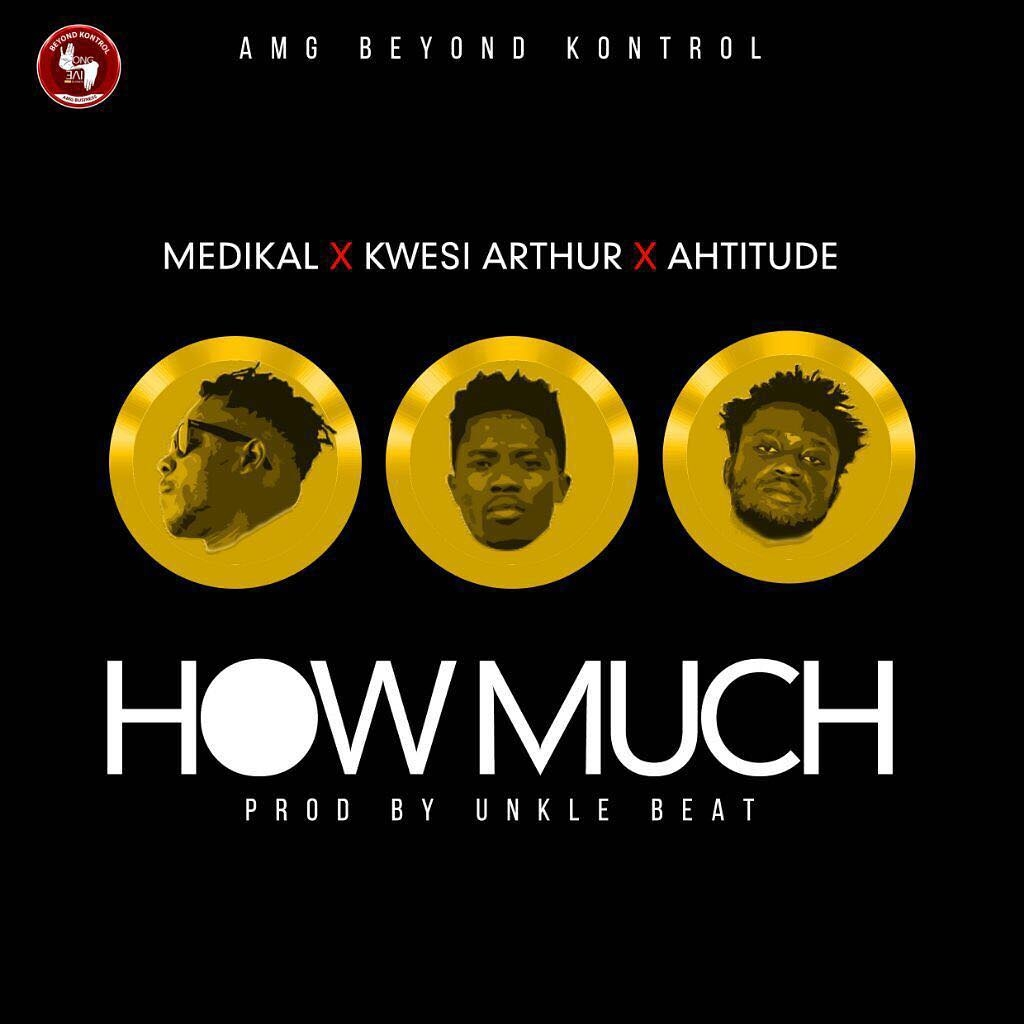 Medikal How Much Artwork