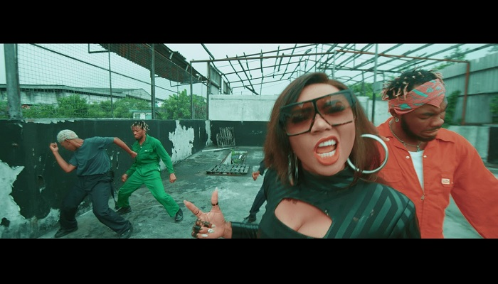 Mz Kiss ft Slimcase Merule Video