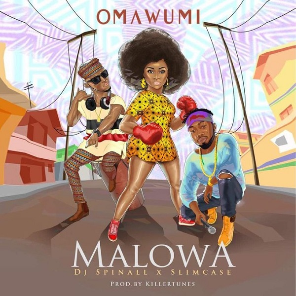 Omawumi Malowa Artwork