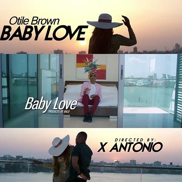 Otile Brown Baby Love Video