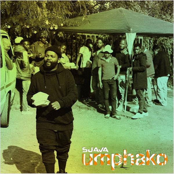 Sjava Umphako EP Artwork