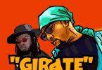 Teffy ft BOJ Girate Artwork