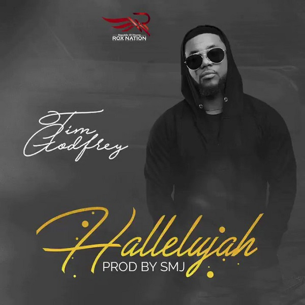 Tim Godfrey Hallelujah Artwork