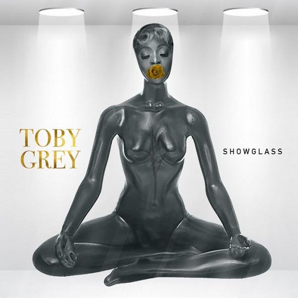 Toby Grey Show Glass Artwork