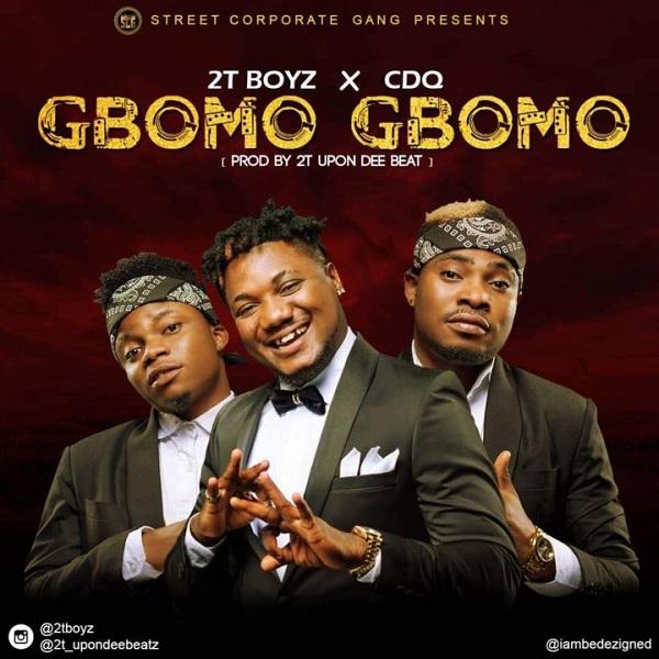 2T Boyz Gbomo Gbomo Artwork