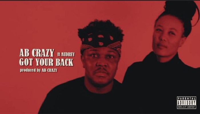 AB Crazy Got Your Back Artwork