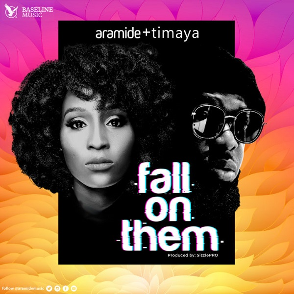 Aramide Fall On Them Artwork