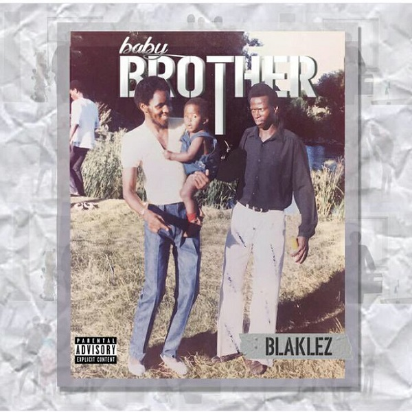 Blaklez Baby Brother Album Artwork
