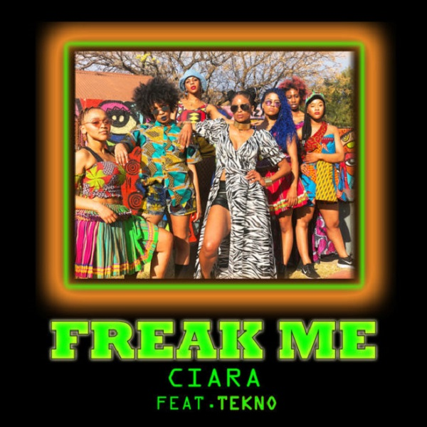 Ciara Freak Me Artwork