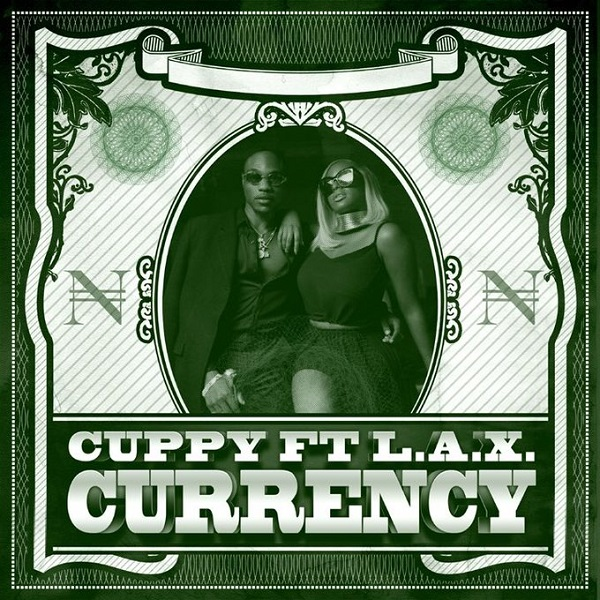 Cuppy Currency Artwork
