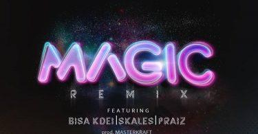 DJ J Masta Magic (Remix) Artwork