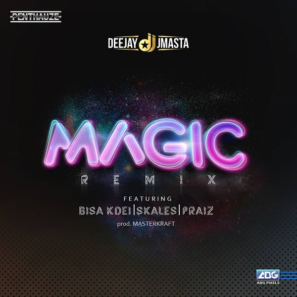 DJ J Masta Magic (Remix) Artwork