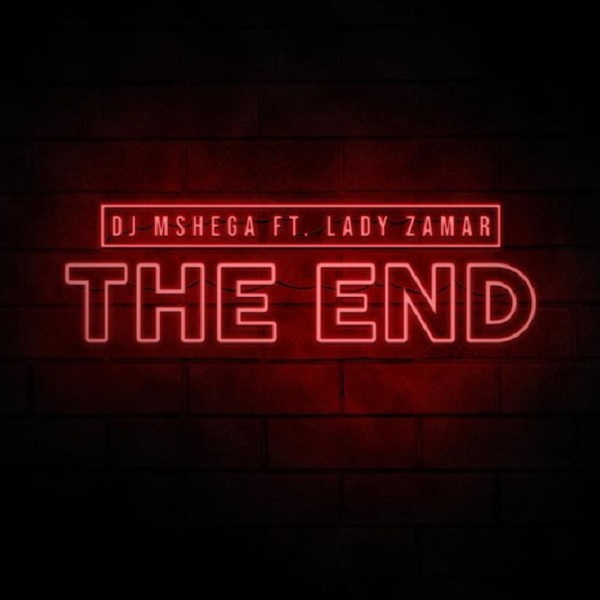 DJ Mshega The End Artwork