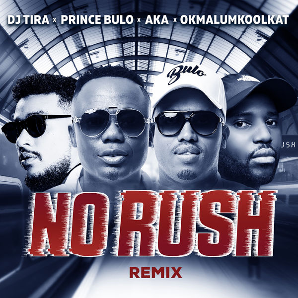DJ Tira No Rush (Remix) Artwork