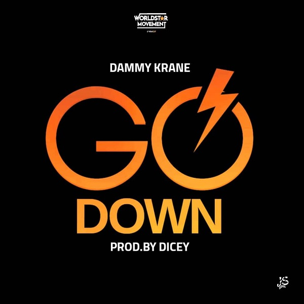 Dammy Krane Go Down Artwork