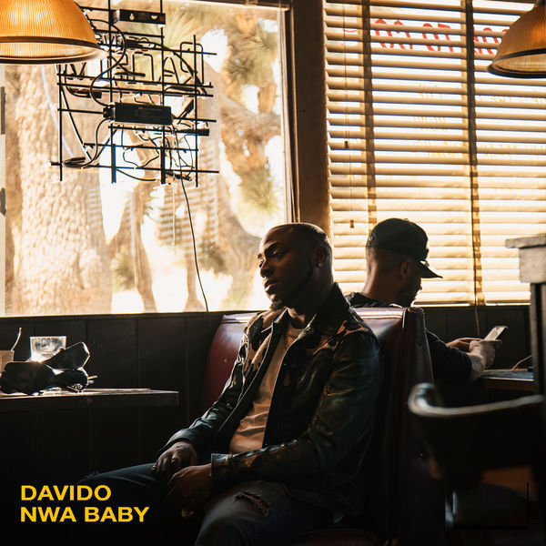 Davido Nwa Baby Artwork