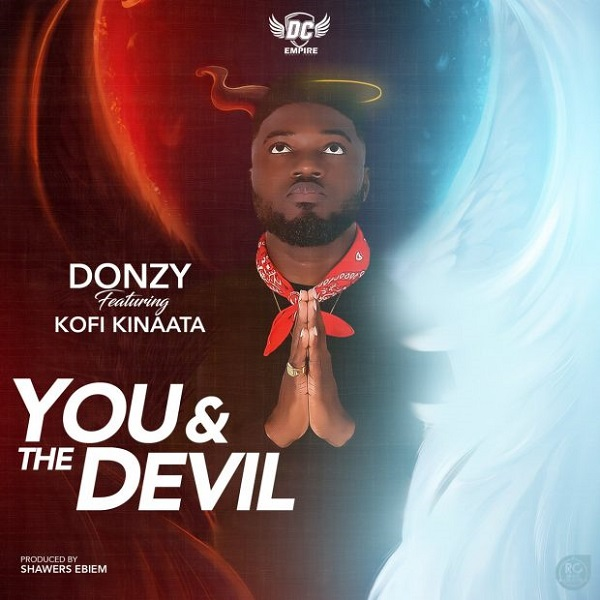 Donzy You & The Devil Artwork