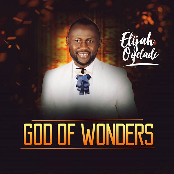 Elijah Oyelade God of Wonders Artwork