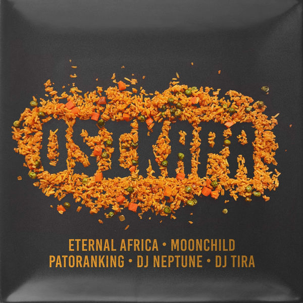 Eternal Africa Osikapa Artwork