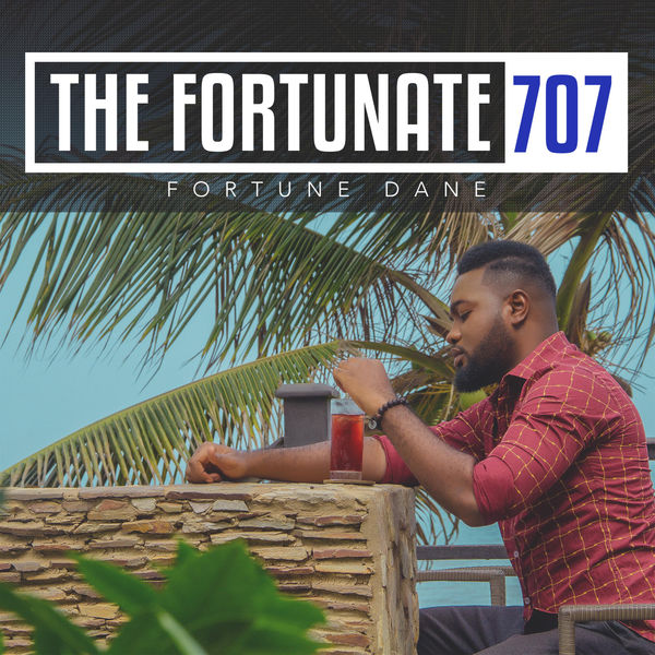 Fortune Dane The Fortunate 707 Album Artwork