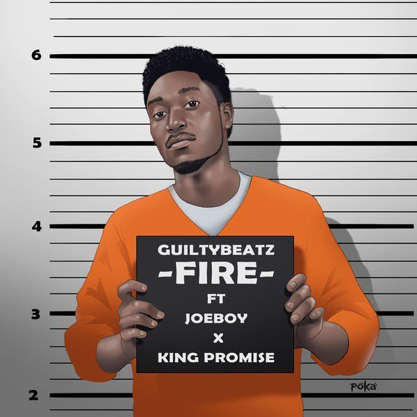GuiltyBeatz Fire Artwork