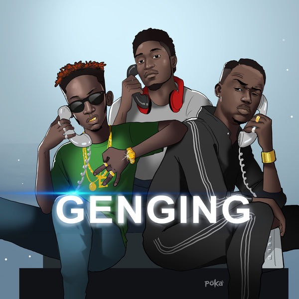 GuiltyBeatz Genging Artwork