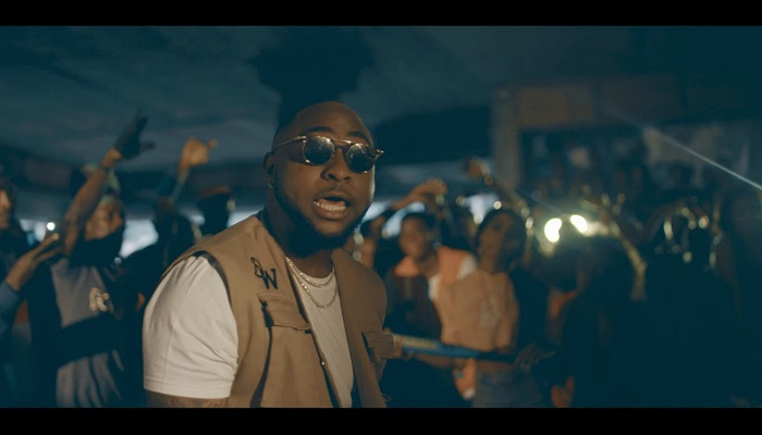 Idowest & Davido Ji Masun Video