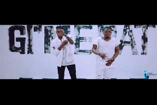 Mr T Touch ft Baraka Da Prince Gi'me Dat Video